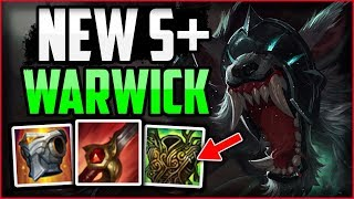 NEW Warwick Build Is S+ LATE GAME! - League of Legends