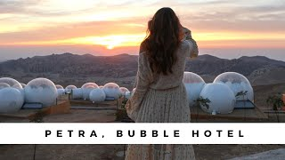 Petra & The Bubble Hotel