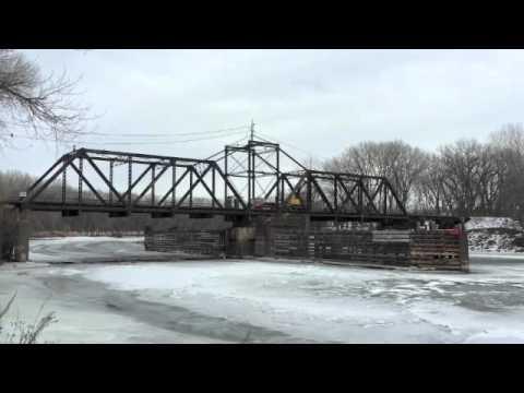 Dan Patch Line Bridge renovation project