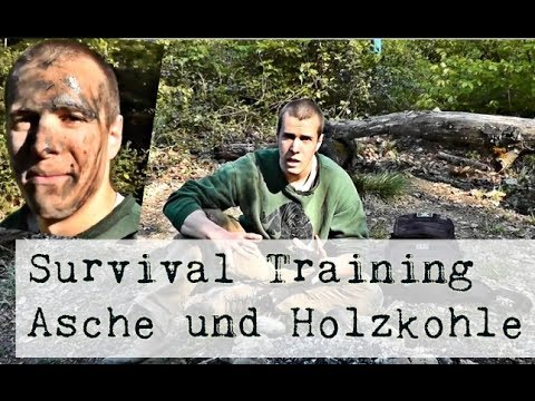 survival know how asche holzkohle verwendung bushcraft know how youtube. Black Bedroom Furniture Sets. Home Design Ideas