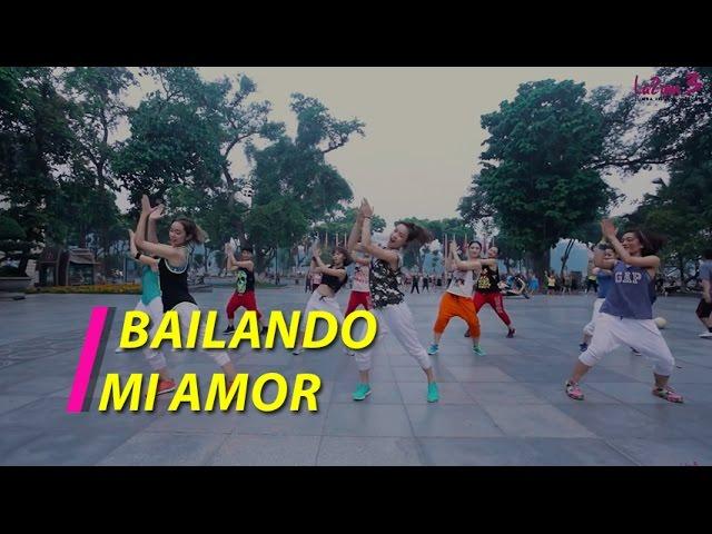 Bailando Mi Amor | Flamengo - Cumbia | Nhảy Zumba | Zumba Fitness Vietnam | Lazum3