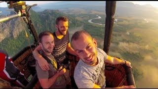 BACKPACKING SOUTH EAST ASIA w GoPro