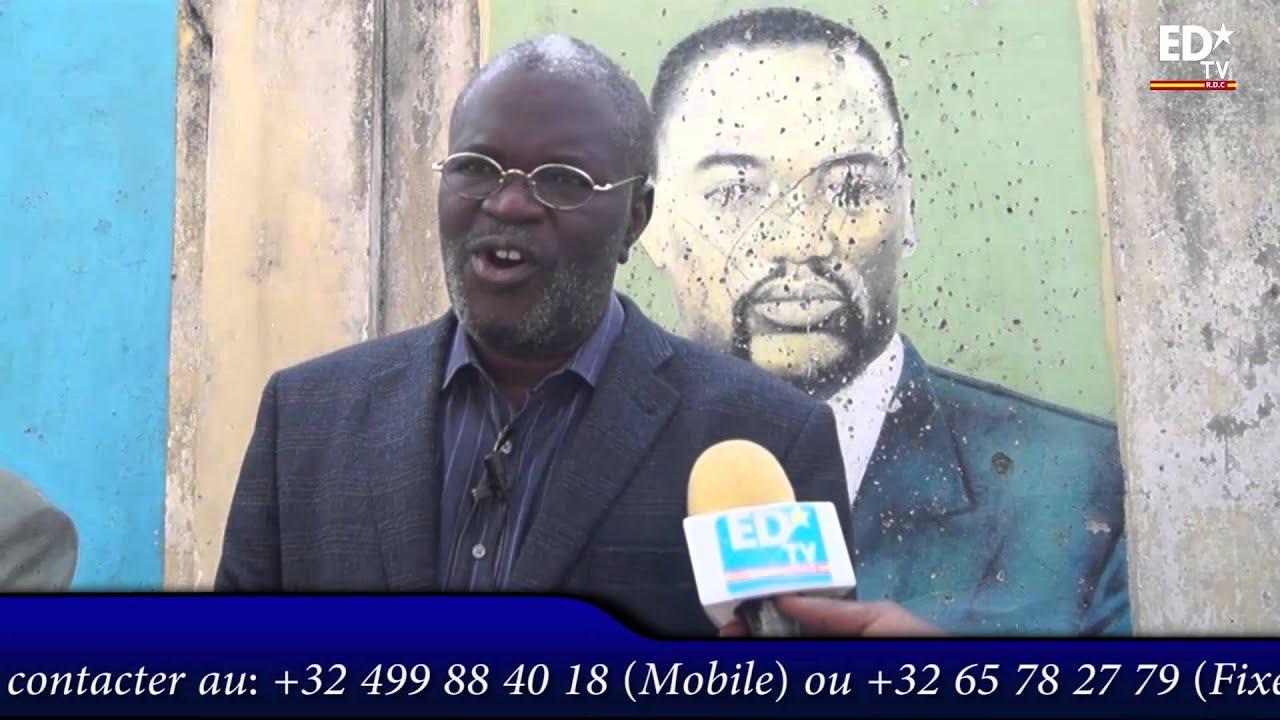 JC MVUEMBA: PAS BESOIN DE SOULEVEMENT POPULAIRE EN RDC.