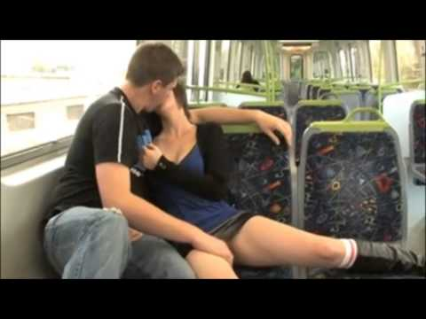 Couple Film Porn On Melbourne Train | VIDEO Stills
