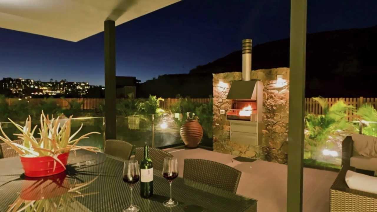 Luxury villa in gran canaria on salobre golf course youtube for Villas en gran canaria