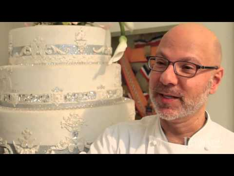 A Minute With Cake Baker, Ron Ben Israel   Ron Ben Israel For Brides: