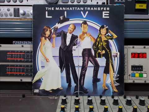 Manhattan Transfer FULL Live U K  1978 Remasterd By B v d M 2018
