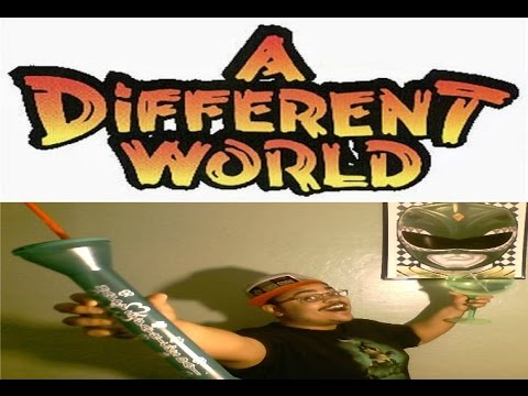 """A Different World S2E16 """"It's Greek To Me"""" Real-Time Review 