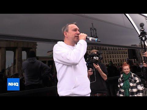 Rechtsanwalt Ralf Ludwig über die Verhaftung von Markus Haintz in Berlin am 25.10.20