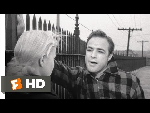 On the Waterfront (2/8) Movie CLIP - Am I Gonna See You Again? (1954) HD