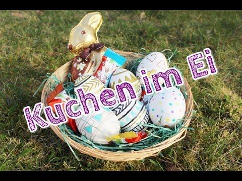 Oster Rezept Kuchen Im Ei Belle Lu Youtube