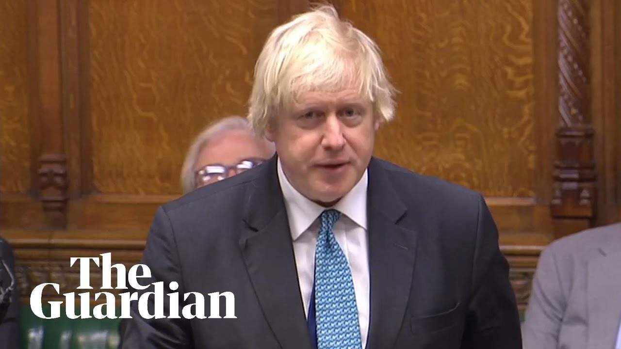 Boris Johnson apologises for failing to register payments: 'A breach of the house's rules'