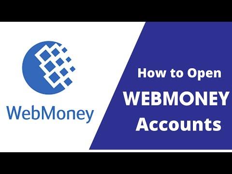How To Open WebMoney Accounts (WMZ Accounts) | Aliexpress Affiliate Program