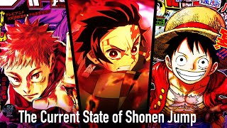 The Current State of Shonen Jump 2021