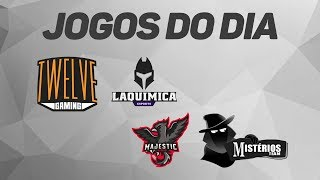 EGAMES - Community: Twelve Gaming x LaQuimica e-Sports