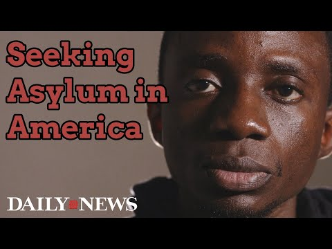Seeking Asylum in America: Gay Nigerian escapes persecution for better life in US