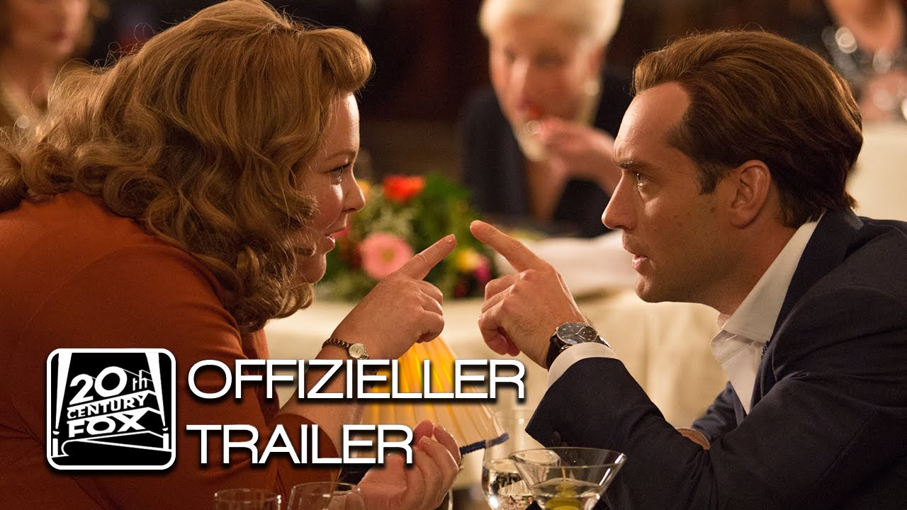 Spy - Susan Cooper Undercover   Trailer 2   Deutsch HD German SU15_Trl1