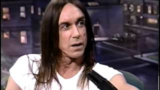 Iggy Pop - Beside You + interview [3-3-94]
