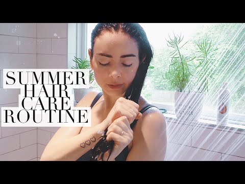 my-summer-hair-care-routine-&-tips-for-healthy-long-hair!