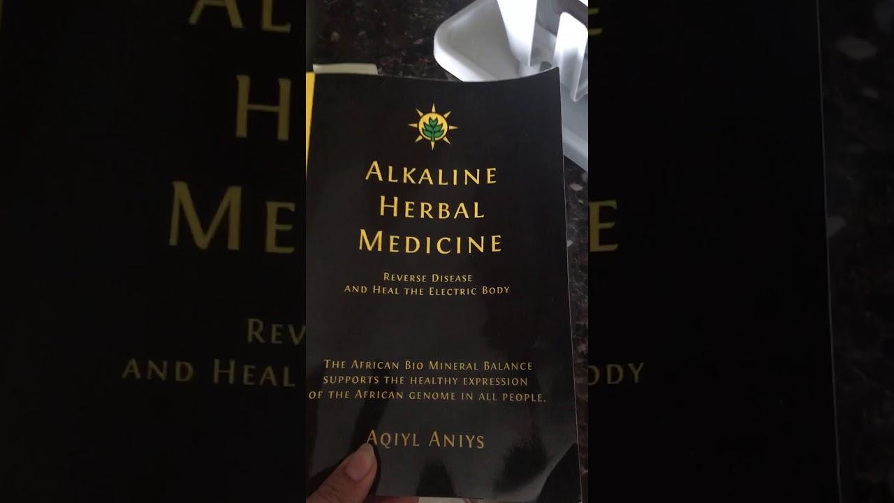 Herbal capsules (pills) Alkaline Herbal Medicine part 1