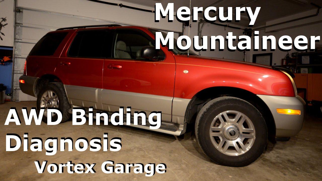 99 mercury mountaineer bolt pattern