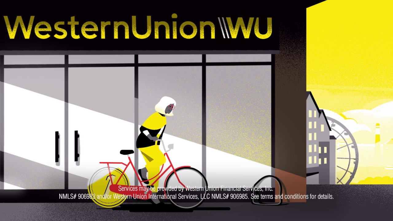 Send money app to cash with Western Union