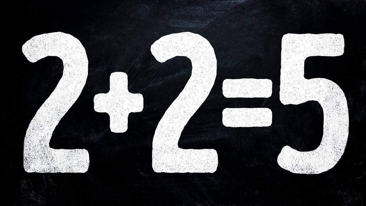 Cómo puedes confundir a tu profesor de matemáticas y a tus amigos