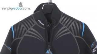 Sub Gear Definition IR 7mm Wetsuit - www.simplyscuba.com