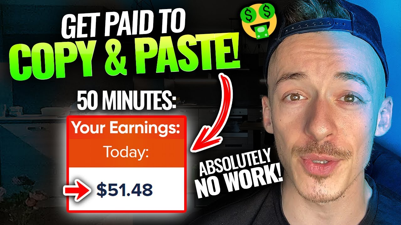 Make Money Copy & Pasting Links (OVER $500!) For FREE | Make Money Online For Beginners 2021