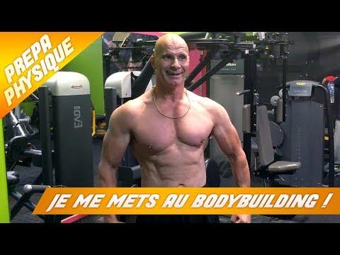 UN CHAMPION DE BODYBUILDING ME MET AU DÉFI DE LE SUIVRE (avec Olivier Debiez) !