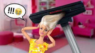 12 Tình Huống Hài Hước Với Búp Bê Lol Và Barbie Ngoài Đời Thực
