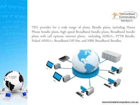 Extensive Variety Of Tpg Internet Plans - YT