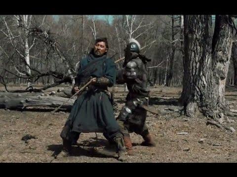 Мощный Исторический Фильм - 10 Воинов Чингисхана - Аравт