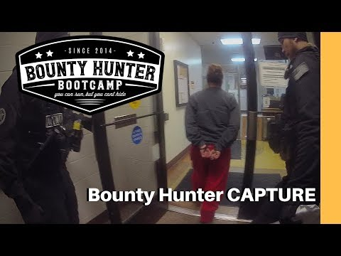 Over The Mountain Bounty Hunter Capture