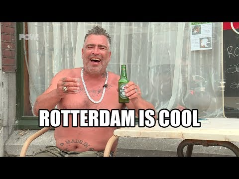 CNN 'Rotterdam is de coolste stad van Europa'