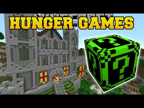 Download Youtube: Minecraft: FALLEN KINGDOM HUNGER GAMES - Lucky Block Mod - Mod