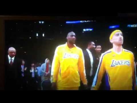 Lamar Odom wins NBA Sixth Man of The Year 2010-2011