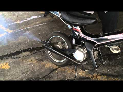 1982 Honda Urban Express Moped - For sale - Lots of aftermarket parts