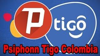 Configuración Psiphon handler Tigo Colombia