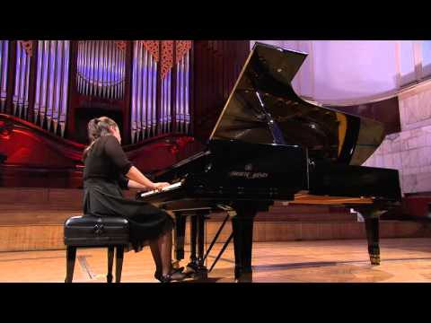 Leonora Armellini – Ballade in A flat major, Op. 47 (second stage, 2010)