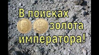 Поиск золота на распаханных хуторах! Коп с NOKTA Anfibio Multi! Фильм 97