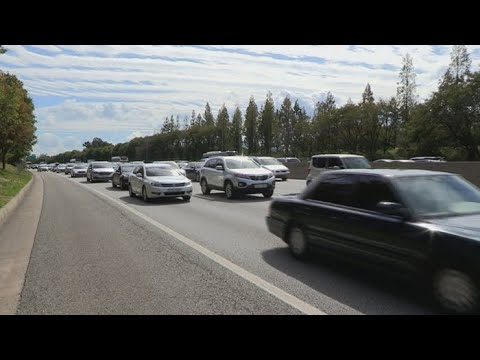 전국 모든 차량에 1~5 환경등급…운행제한 지표로 / 연합뉴스TV (YonhapnewsTV)