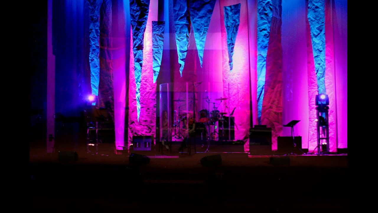 Cool Stage Lighting Design Ideas For Dance Or Bands With