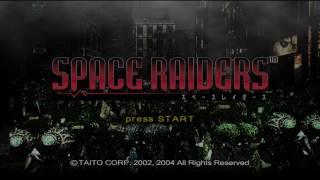 Gamecube Games @ 4k! - Space Raiders