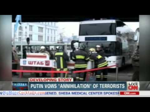 Putin vows to annihilate terrorists responsible for Volgograd bombings