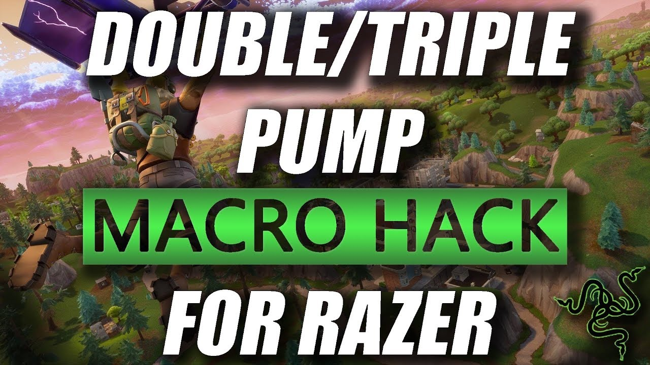Razer Naga Fortnite Macros | Fortnite Generator V Bucks Pro
