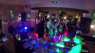 Backbeat wedding band Live