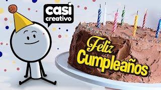 Feliz Cumpleaños Fulano | Casi Creativo