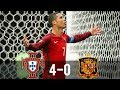 Portugal vs Spain 4-0 - All Goals & Extended Highlights - 17/11/2010 HD
