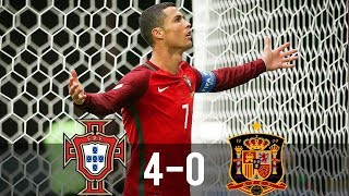 Download Portugal vs Spain 4-0 - All Goals & Extended Highlights - 17/11/2010 HD Mp3 and Videos